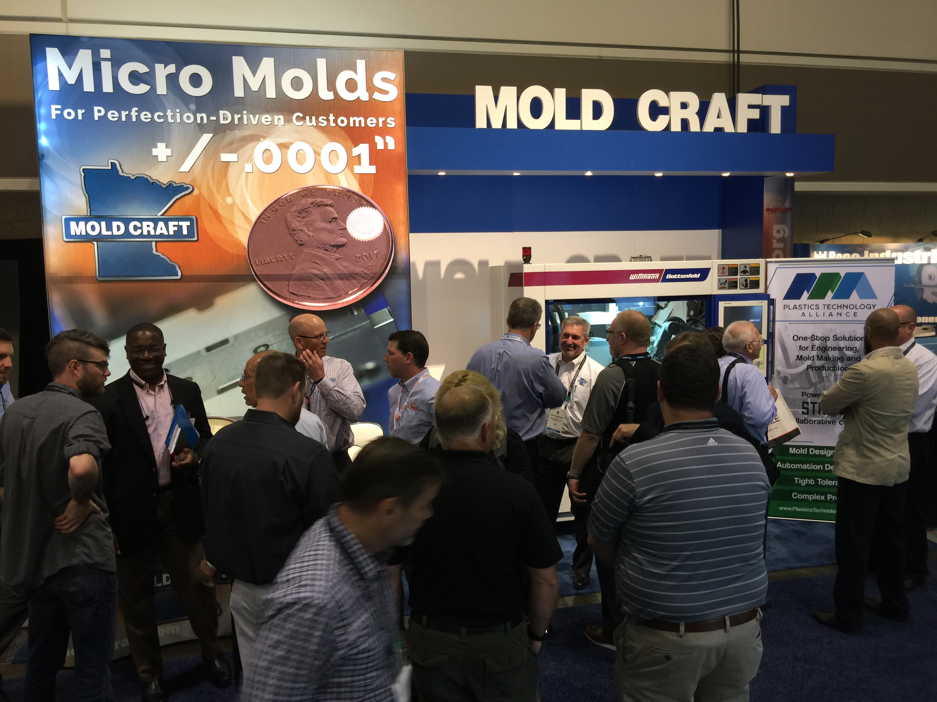 NPE 2018: Looking Back - Mold Craft